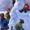 Во что играли зимой наши предки? – Снег и зимние забавы