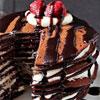 Блины в аранжировке на Масленицу: Рецепты блинного торта