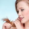 Как решить проблему секущихся волос в 3 шага?