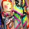 Модные шелковые шарфы 2014: Как преобразить наряд этой весной?