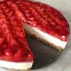 Как приготовить торт без выпечки: Рецепт творожного торта с клубникой