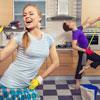 Обязанности мужа и жены: Семья против бытовых трудностей