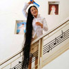 Коса на полмира: Обладатели самых длинных в мире волос – кто они?