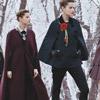 Мода 60-70-х вновь в фаворе: Кейп и пончо – модная одежда осени-2014