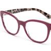 Осенью тоже нужны очки! Очки с леопардовым принтом от D&G осенью-2014