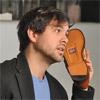 Новое слово в технологиях: Мобильный телефон-обувь – всем гаджетам гаджет