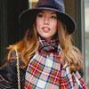 Зимние аксессуары 2014-2015: Какие шапку, шарф, перчатки выбрать?