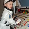 Дизайн интерьера для детской комнаты: Ребенок в роли капитана или феи