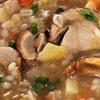 Диетическое питание: Рецепт приготовления грибного супа с перловкой