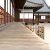 В Киото сохранена первая в мире сигнализация - «соловьиные полы»