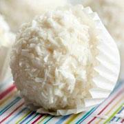 Рецепт вкусного и полезного творожного десерта а-ля рафаэлло