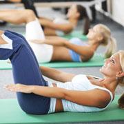 Фитнес дома: Упражнения из пилатеса для тонкой талии