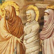 Лазарева суббота: В память третьего воскрешения человека Иисусом Христом
