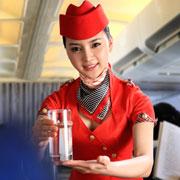 Как сделать перелет на самолете временем для красоты?