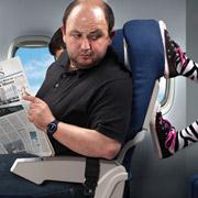 12 правил поведения пассажиров в самолете, или Полетный этикет