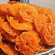 Национальная индийская кухня: Рецепт приготовления сладости джалеби