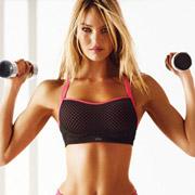 3 упражнения, чтобы убрать лишний жир с подмышек