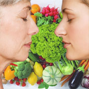 Как продлить молодость с помощью продуктов питания?