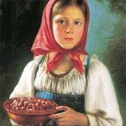 Воспитание крестьянских детей 100 лет назад: Что умела девочка в 10 лет?