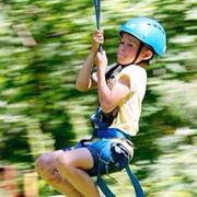 Как российские дети веселятся в летних лагерях