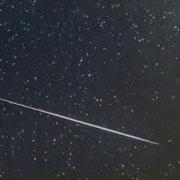 Звездный дождь: Персеиды со скоростью 2,5 штуки в секунду
