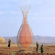 Африка спасена? Чудо-башня, добывающая питьевую воду