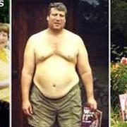 Невероятная история человека, похудевшего на 100 кг за 2,5 года