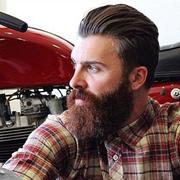 Зачем мужчины носят бороды? О первобытных инстинктах