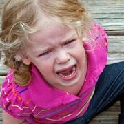 Как остановить детскую истерику? Надо задать всего один вопрос.